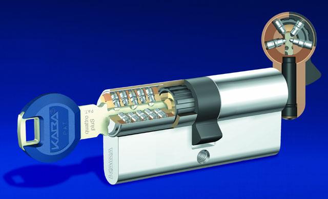 kaba quattro plus schlie zylinder mit doppelschlie bart schloss On schließzylinder öffnen